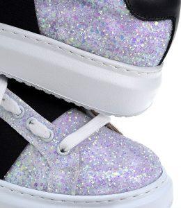 2184 glitter bianco nero – ChiariniBologna (chiedere disponibilità)